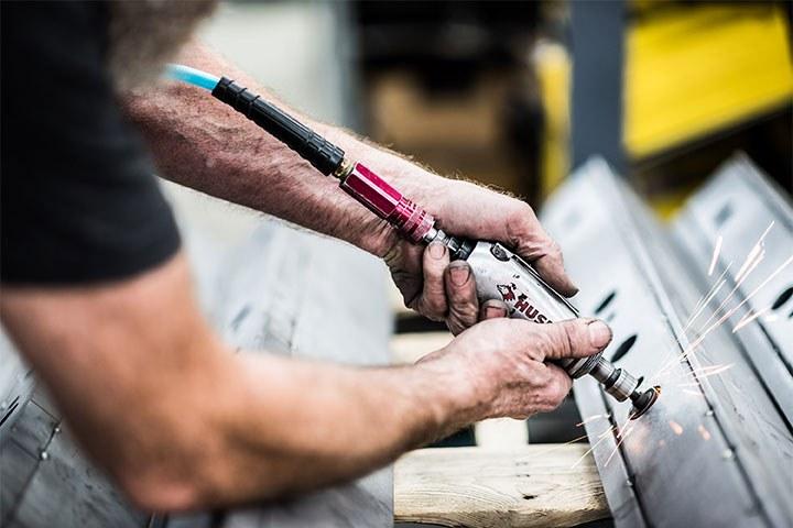 Hardcraft Photo Metal Grinder
