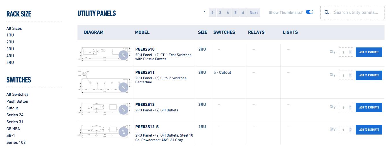 Hardcraft Product Catalog Sample