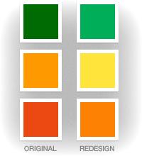 Tropicana Color Palette